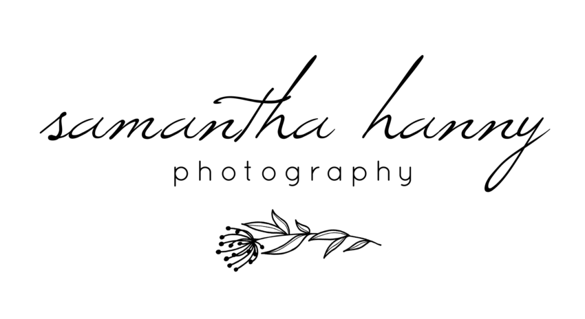 Samantha Hanny Photography Logo