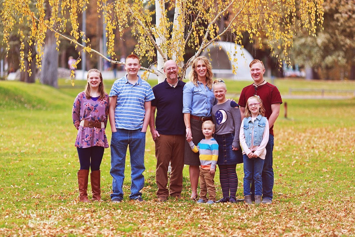 idaho falls family photographers